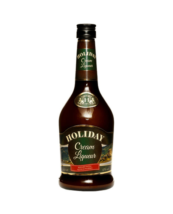 Crema de Whisky Holiday 700cc