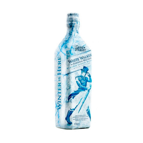 Whisky Johnnie Walker White Walker 750CC Edición Limitada