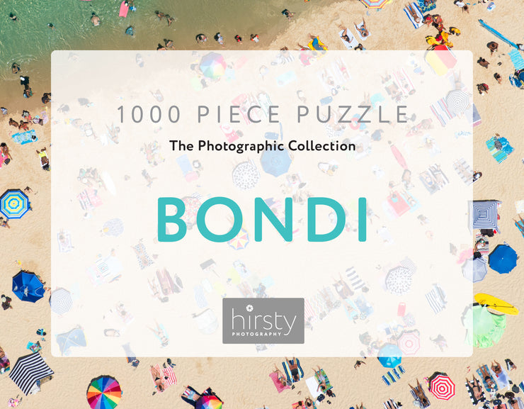 BONDI 1000 Piece Puzzle - The Photographic Collection