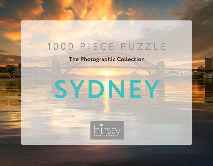 SYDNEY #1 - 1000 Piece Puzzle - The Photographic Collection