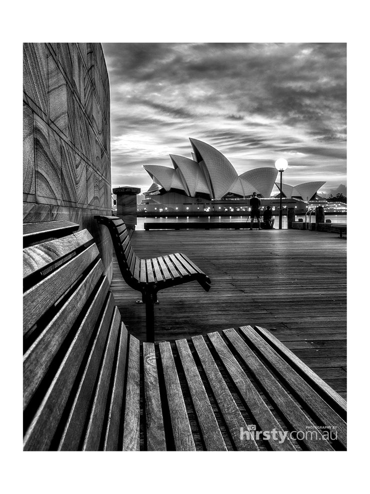 Benching, Sydney Harbour