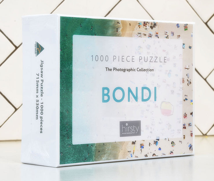 BONDI #2 1000 Piece Puzzle - The Photographic Collection