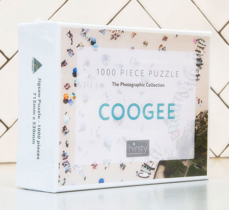 COOGEE 1000 Piece Puzzle - The Photographic Collection