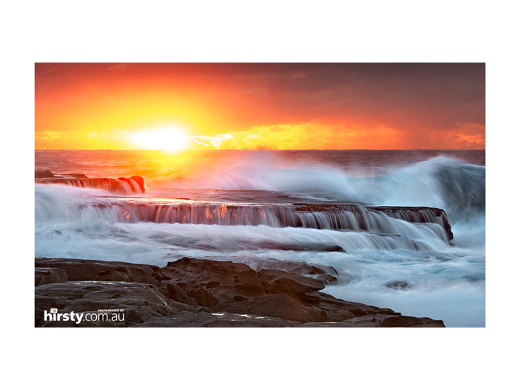 Light Falls, Maroubra