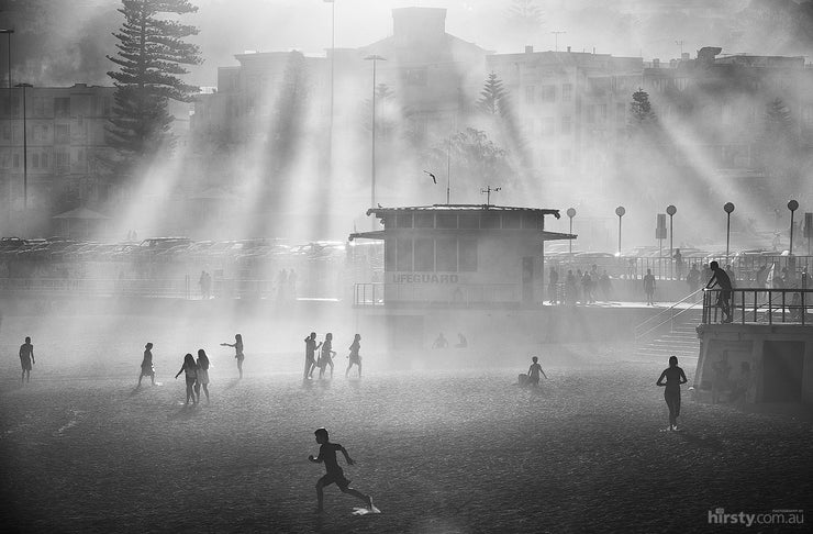Light Shower, Bondi