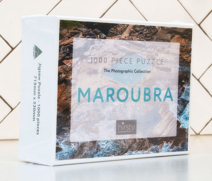 MAROUBRA 1000 Piece Puzzle - The Photographic Collection