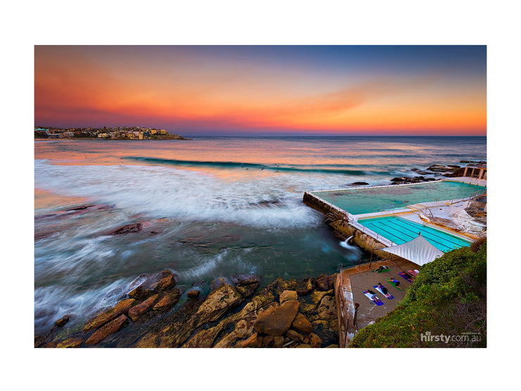Sunset Stretch, Bondi
