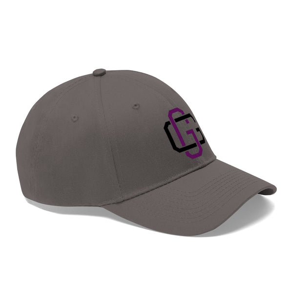 GangstaGay GG Logo - Embroidered Unisex Twill Cap