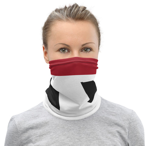 Trini Pride Colors Neck Gaiter