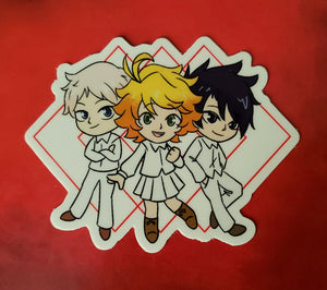 The Promised Neverland Sticker