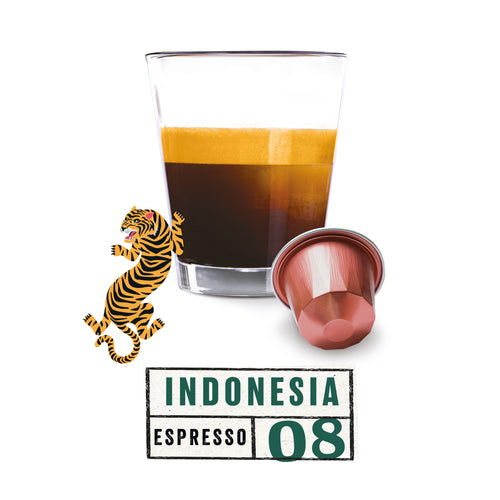 Belmio Kaffee Originis Indonesia
