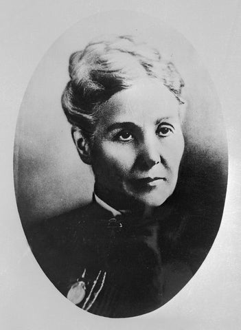 Anna Reeves Jarvis' mother