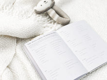 Load image into Gallery viewer, made with love pregnancy journal fertility diary