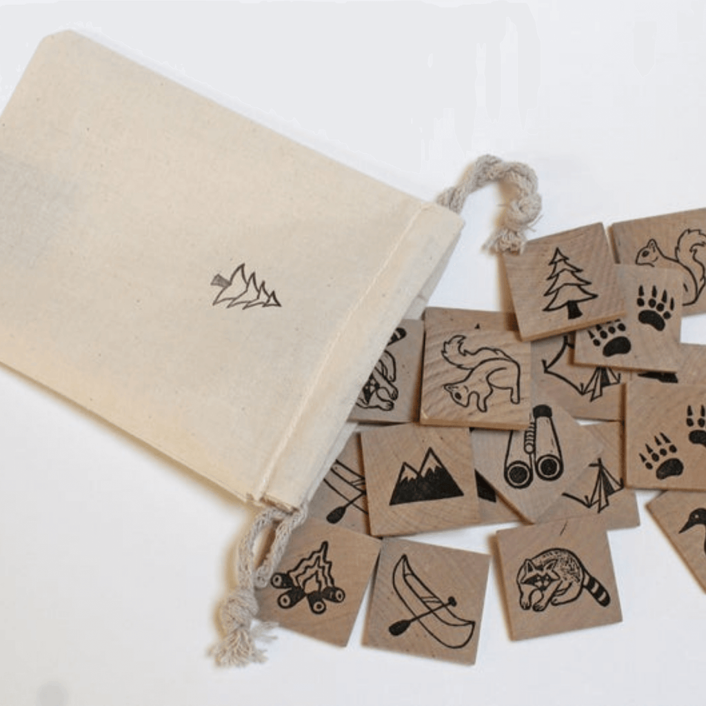 Wooden Memory Game - Little Gumnut Co.
