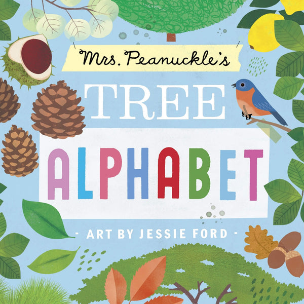 Mrs Peanuckle's Tree Alphabet - Little Gumnut Co.