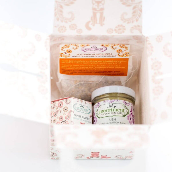 Postpartum Recovery Kit - Little Gumnut Co.