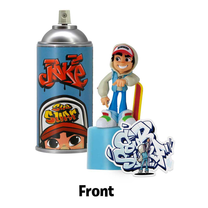 Subway Surfers - Sub Surf Spray Crew - Jake