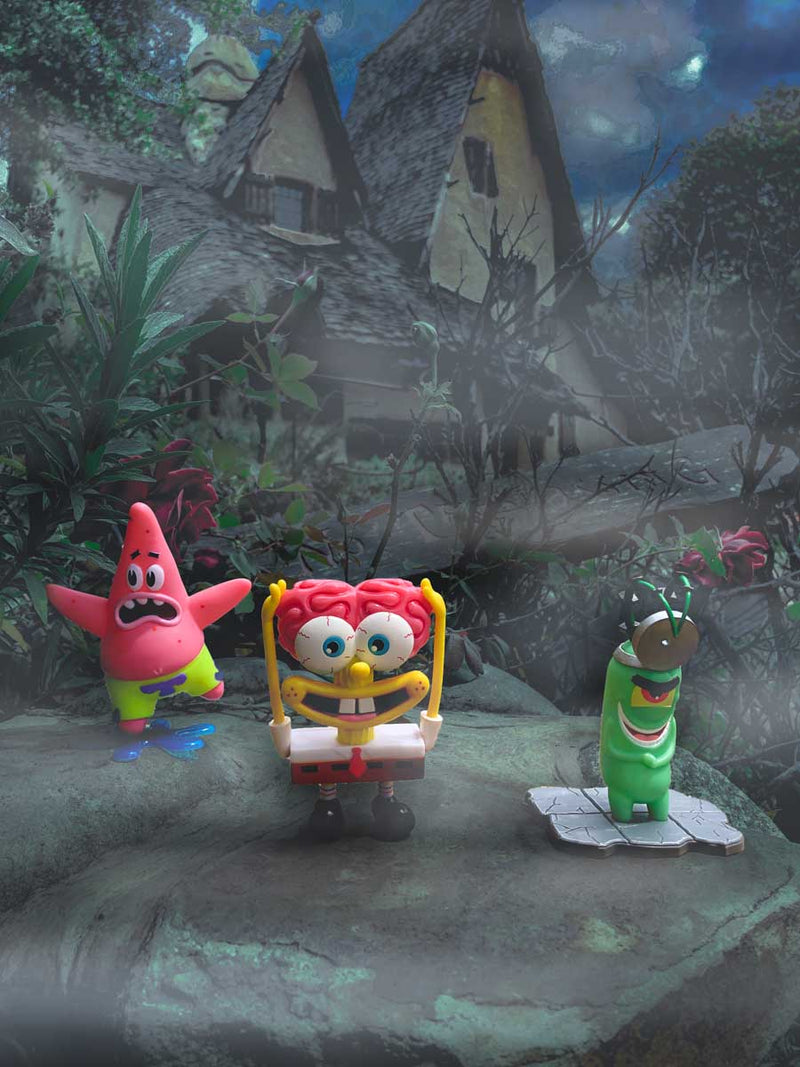 SpongeBob SquarePants - SpongePop CulturePants - B-Movie Patrick