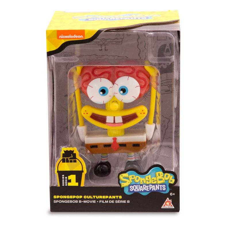 SpongeBob SquarePants - SpongePop CulturePants - B-Movie SpongeBob