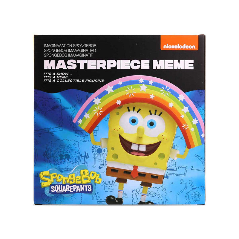 SpongeBob SquarePants - Masterpiece Memes - Imaginaaation SpongeBob