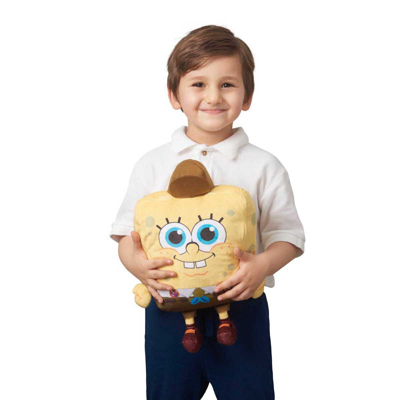 SpongeBob SquarePants Movie - Camp Coral Plush - SpongeBob