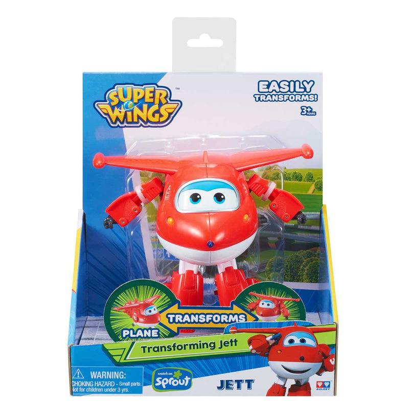 Super Wings - Transforming Jett