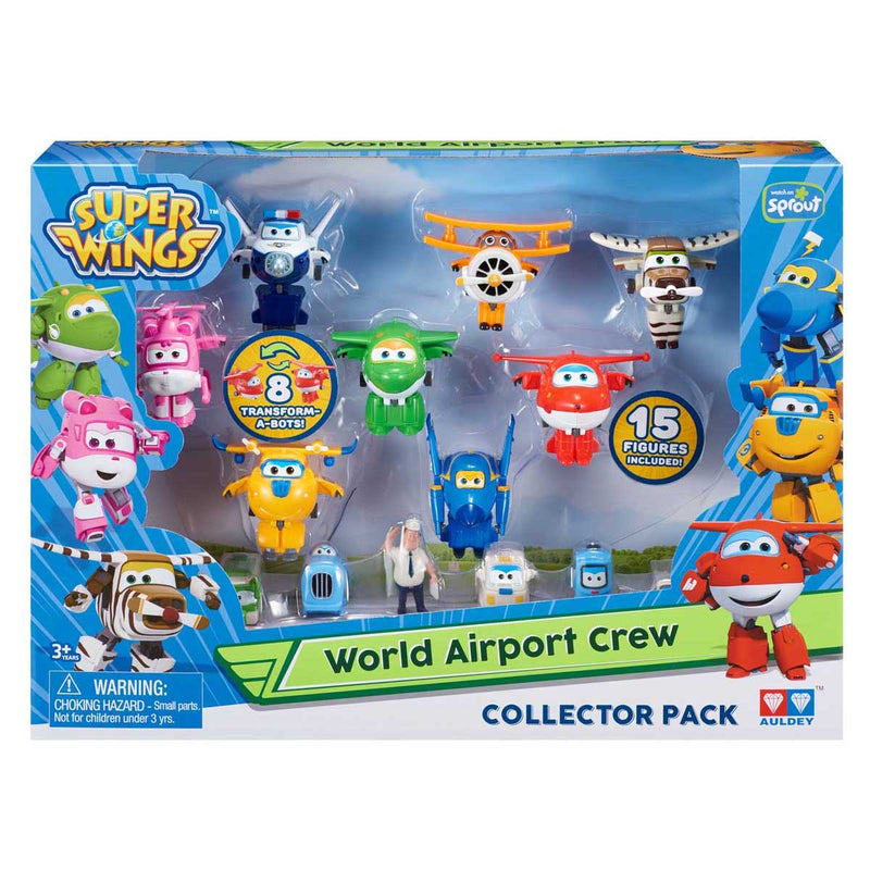 Super Wings - World Airport Crew Season 1