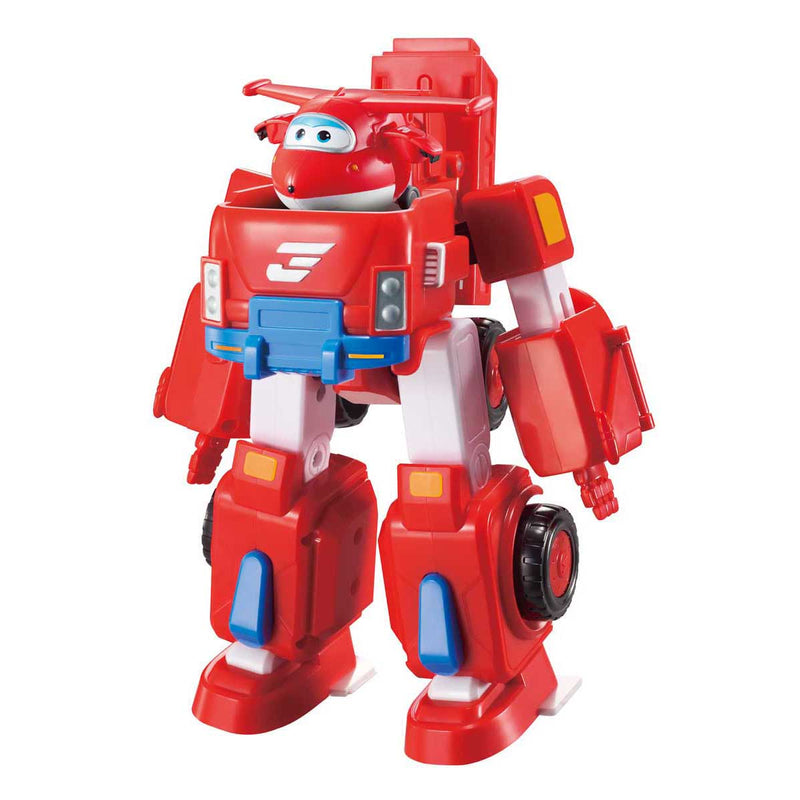 Super Wings - Transforming Vehicles - Jett