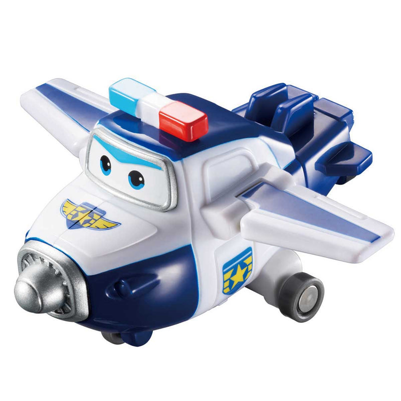 Super Wings - Transforming Vehicles - Paul