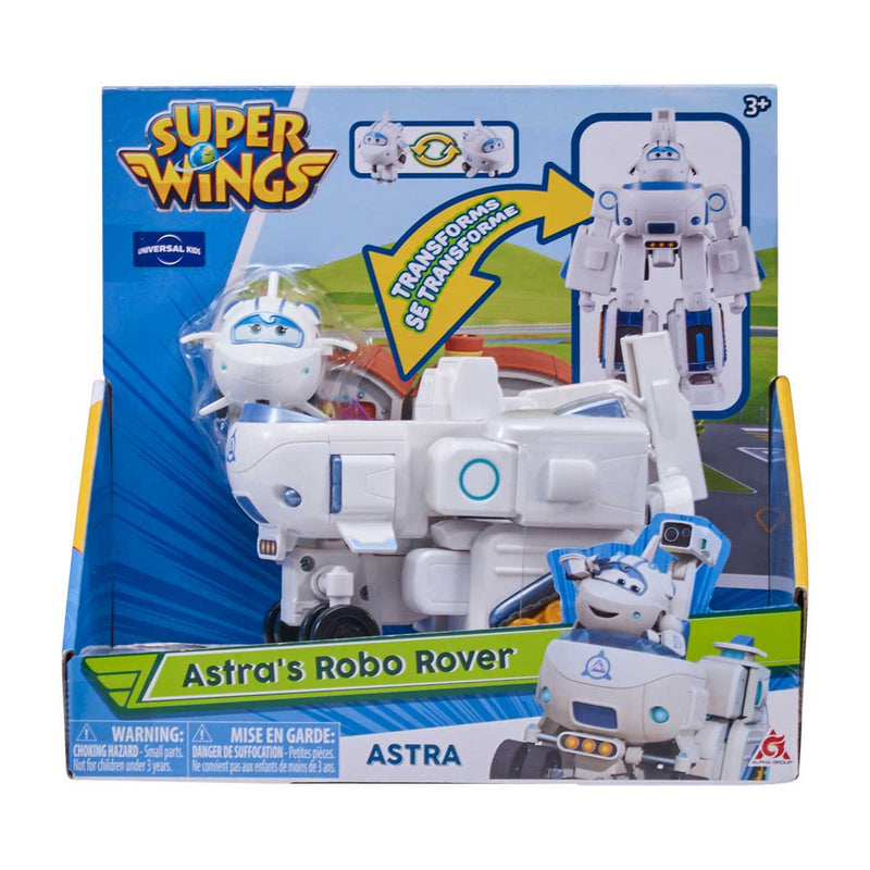 Super Wings - Transforming Vehicles - Astra