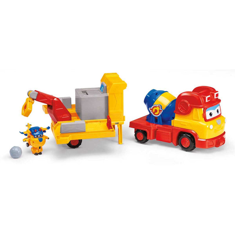 Super Wings - 3-in-1 Build-It Buddies