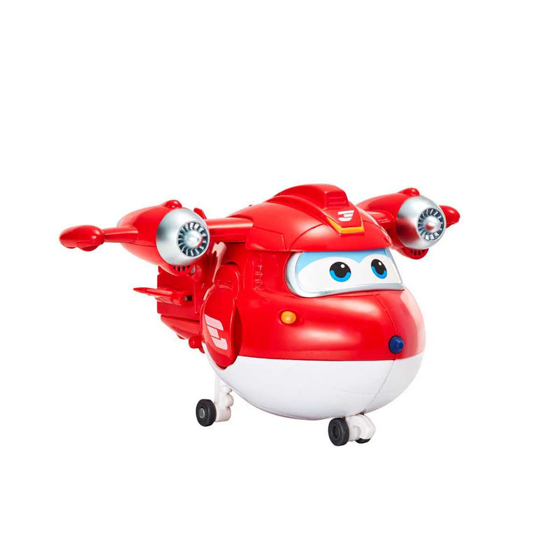 Super Wings - Transforming Supercharged Jett