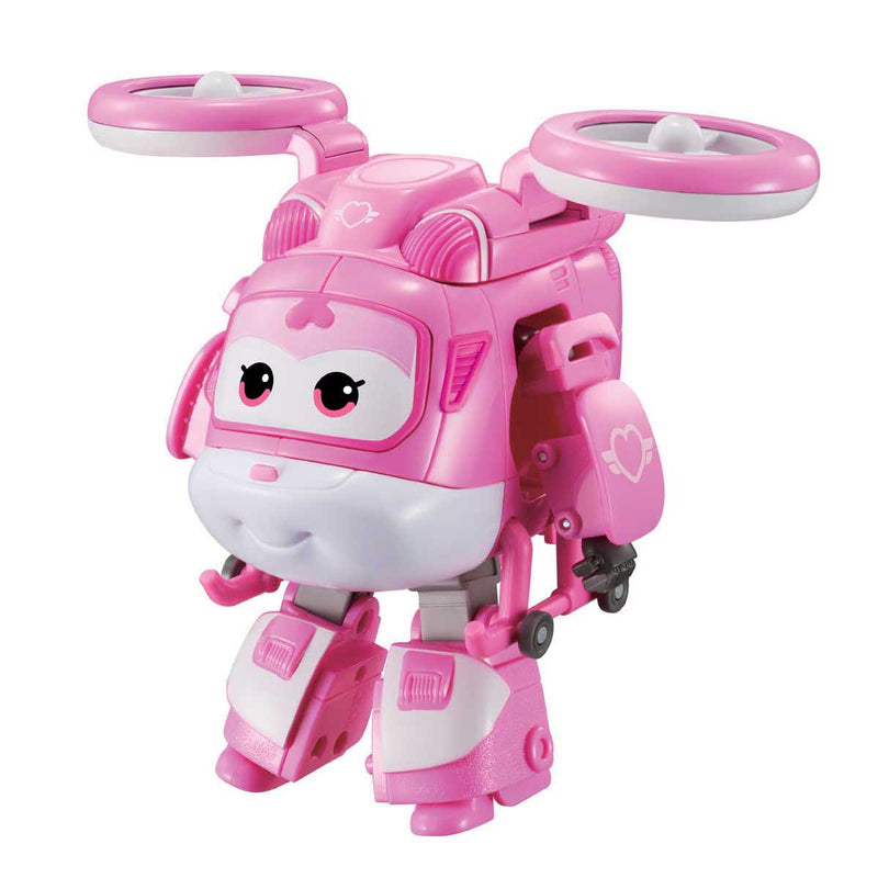 Super Wings - Transforming Supercharged Dizzy