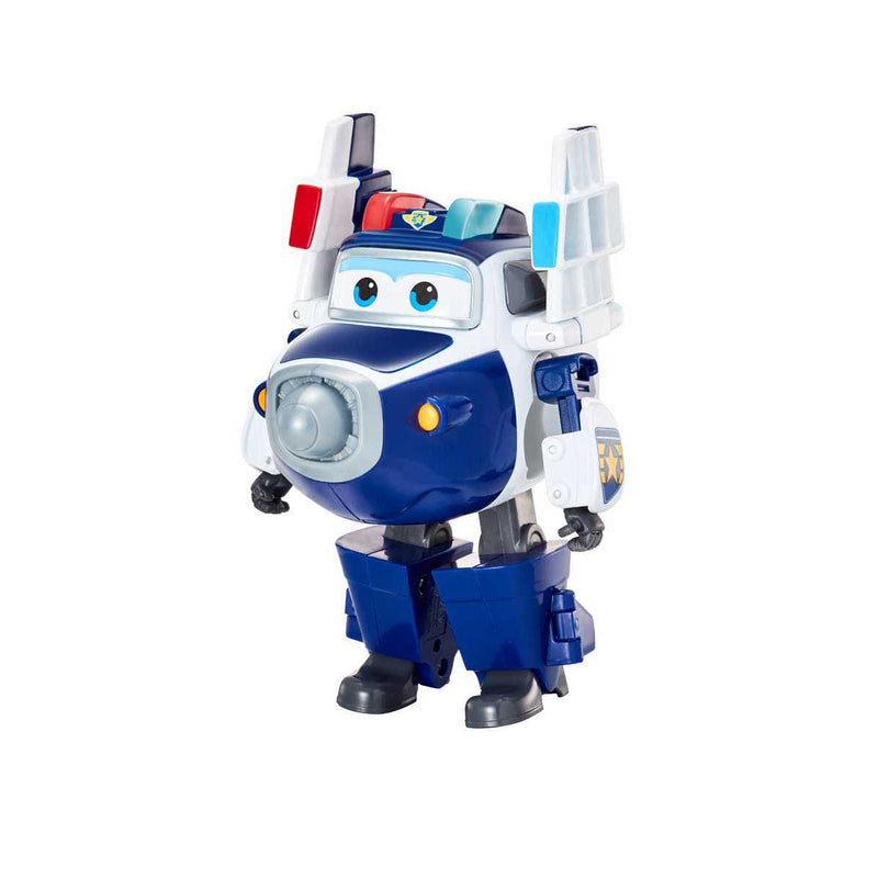 Super Wings - Transforming Supercharged Paul