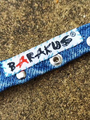 Customized Denim Bracelet 1995