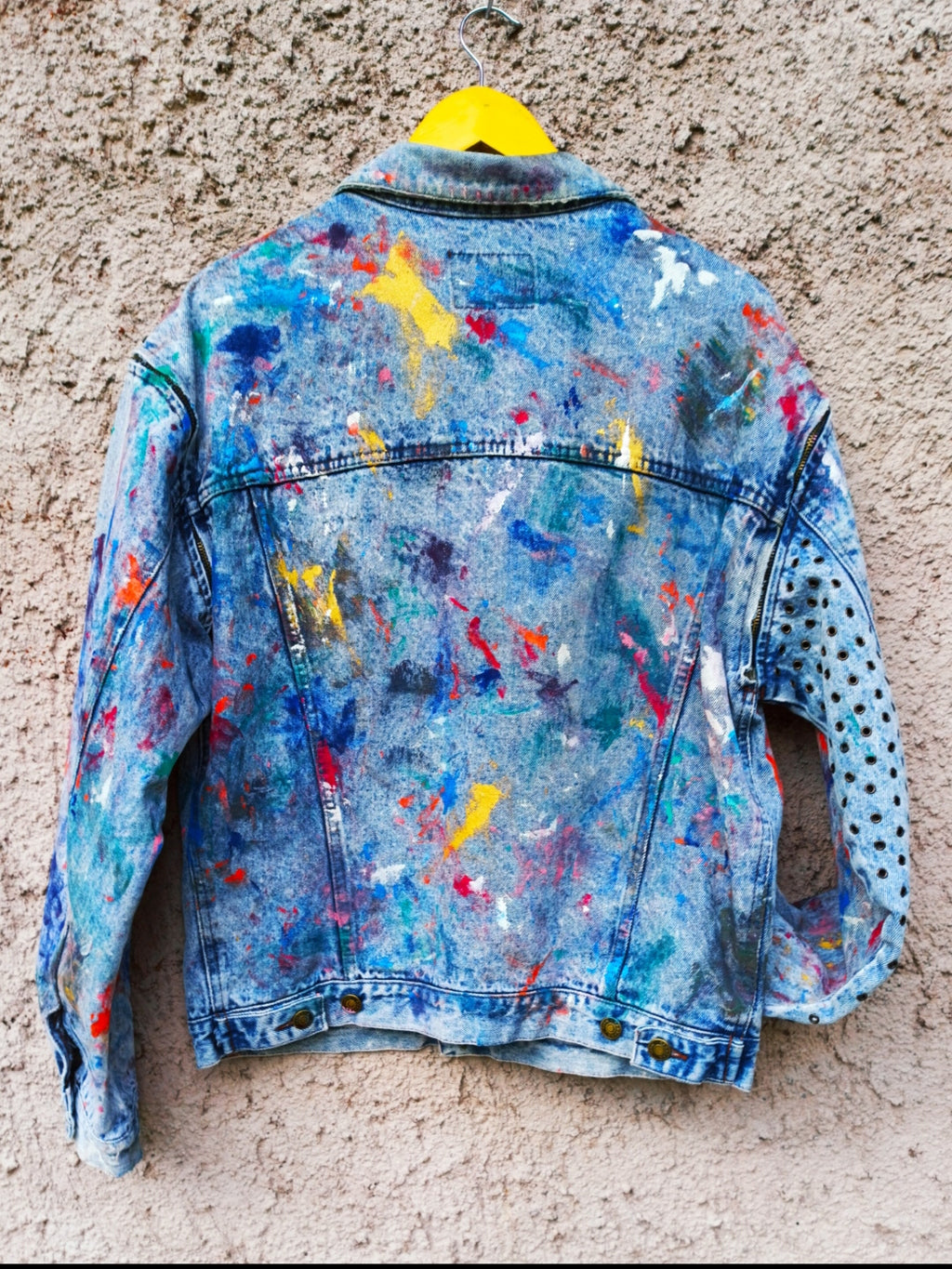 Customized CARRERA Denim Jacket