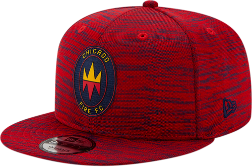 Men's Chicago Fire On-field 950-Red