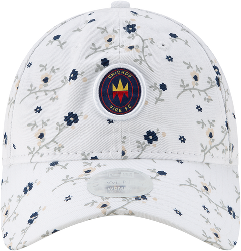 Women's Chicago Fire Blossom W920 White