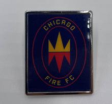 Load image into Gallery viewer, Chicago Fire FC Wincraft Collector Pin