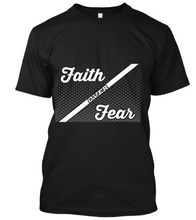 Load image into Gallery viewer, Faith over Fear - Unisex Tee