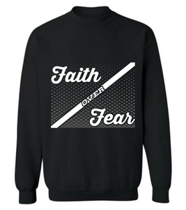 Faith over Fear - Unisex Tee