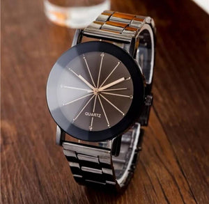 Metal Watch For Women