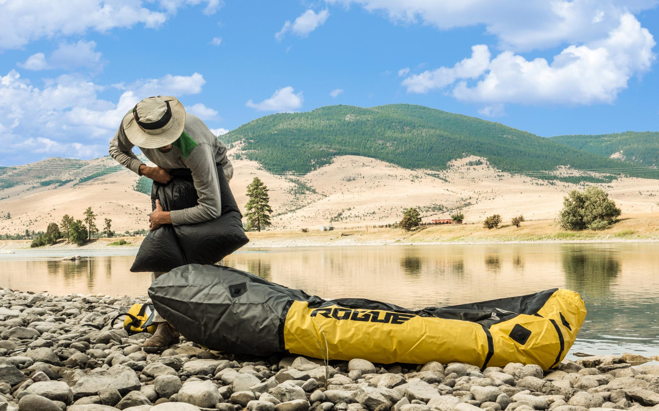 What to Bring on a Packrafting Day Trip Kokopelli