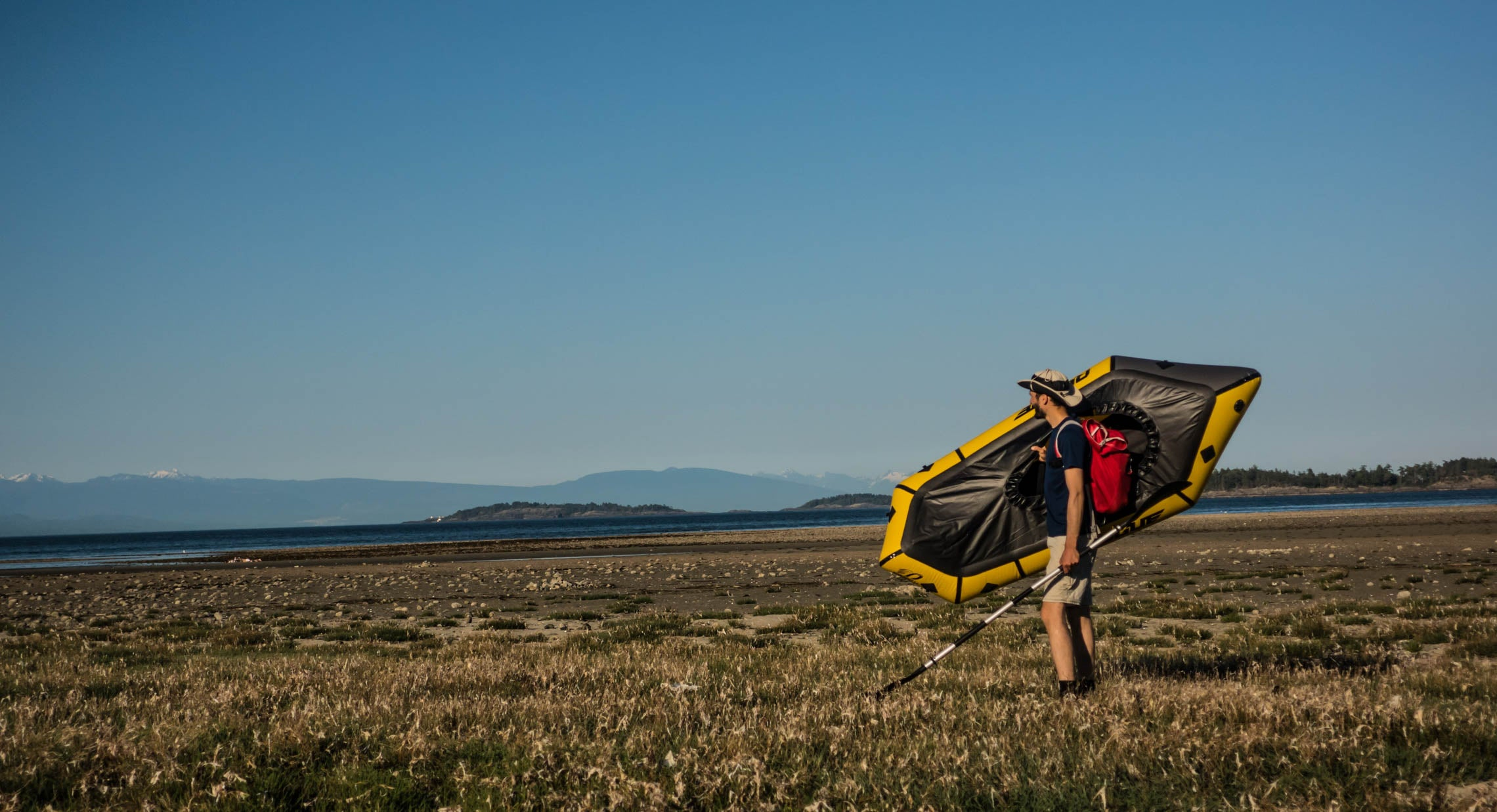 Packrafting is fun without the hassle. Why Packraft Kokopelli