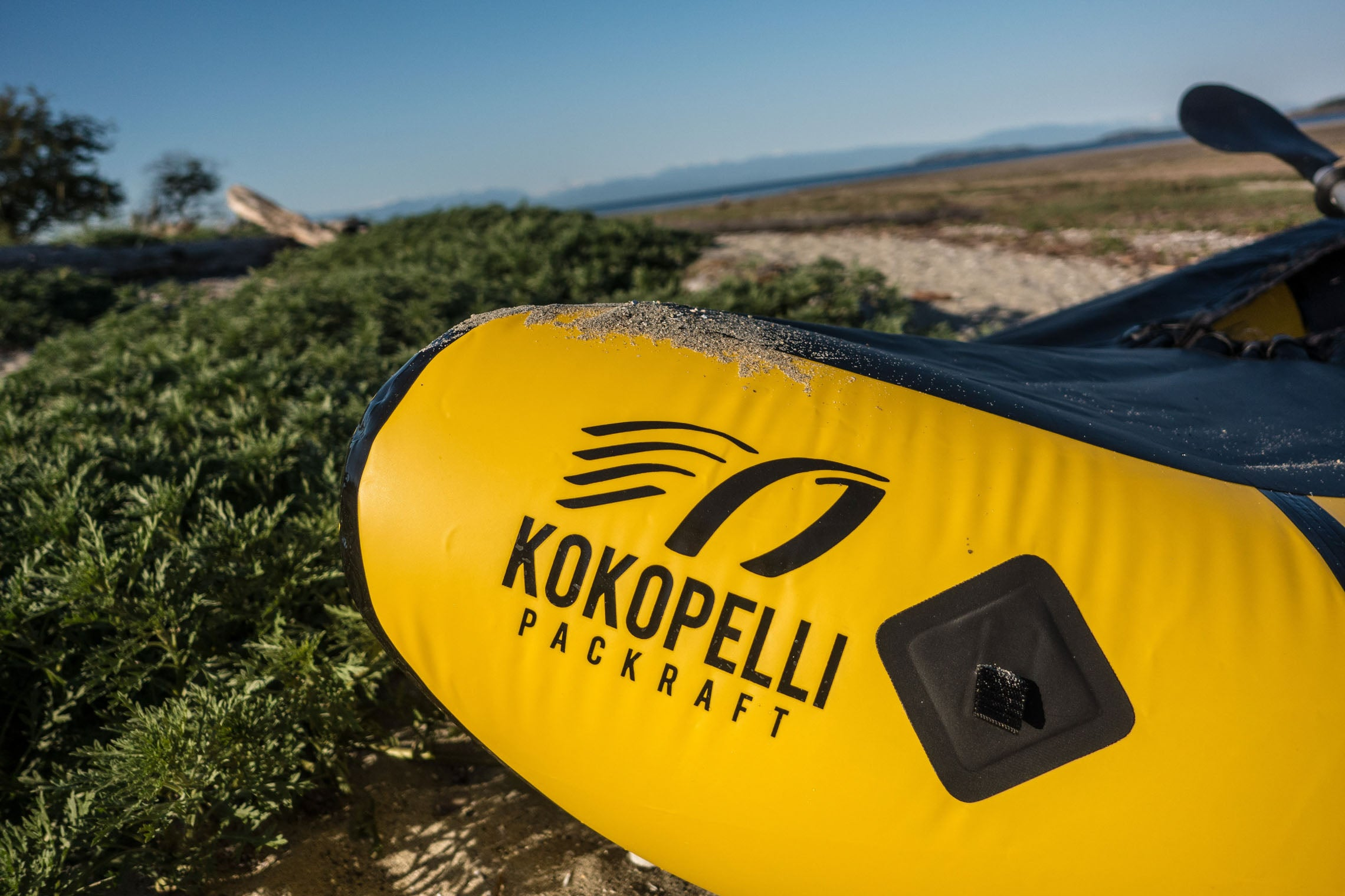 Packrafts are your outdoors BFF. Why Packraft Kokopelli