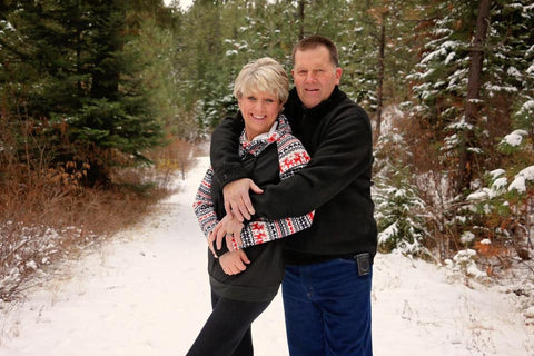 Grant and Liz Meyer, Owners & Operators of Community Kindness of Eastern Oregon