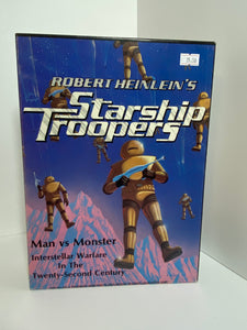 Robert Heinlein's Starship Troopers Game