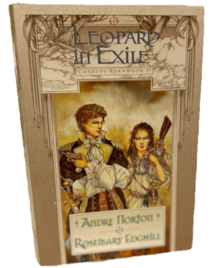 LEOPARD IN EXILE BY ANDRE NORTON & ROSEMARY EDGHILL