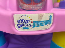 Load image into Gallery viewer, Evenflo Exersaucer Bounce and Learn Sweet Tea, Party