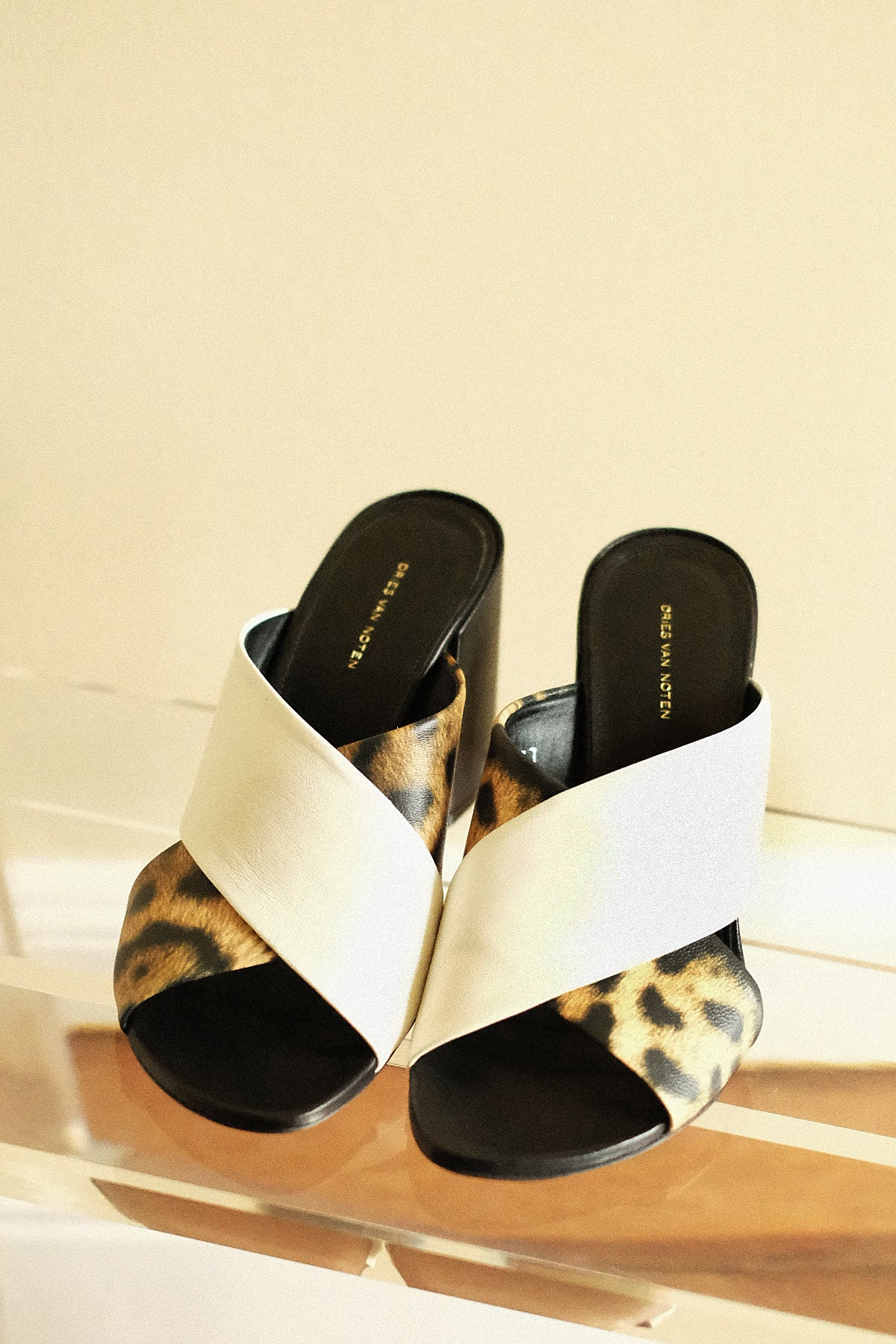 Dries van Noten — Heeled Sandals